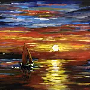 Red Sails Sunset