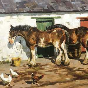 The Old Farmyard
