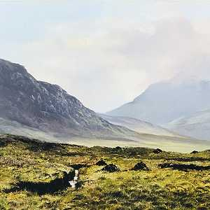 Maam Valley Connemara  ( 1989 )