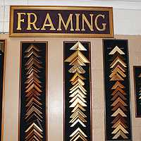 Picture Framing Service available