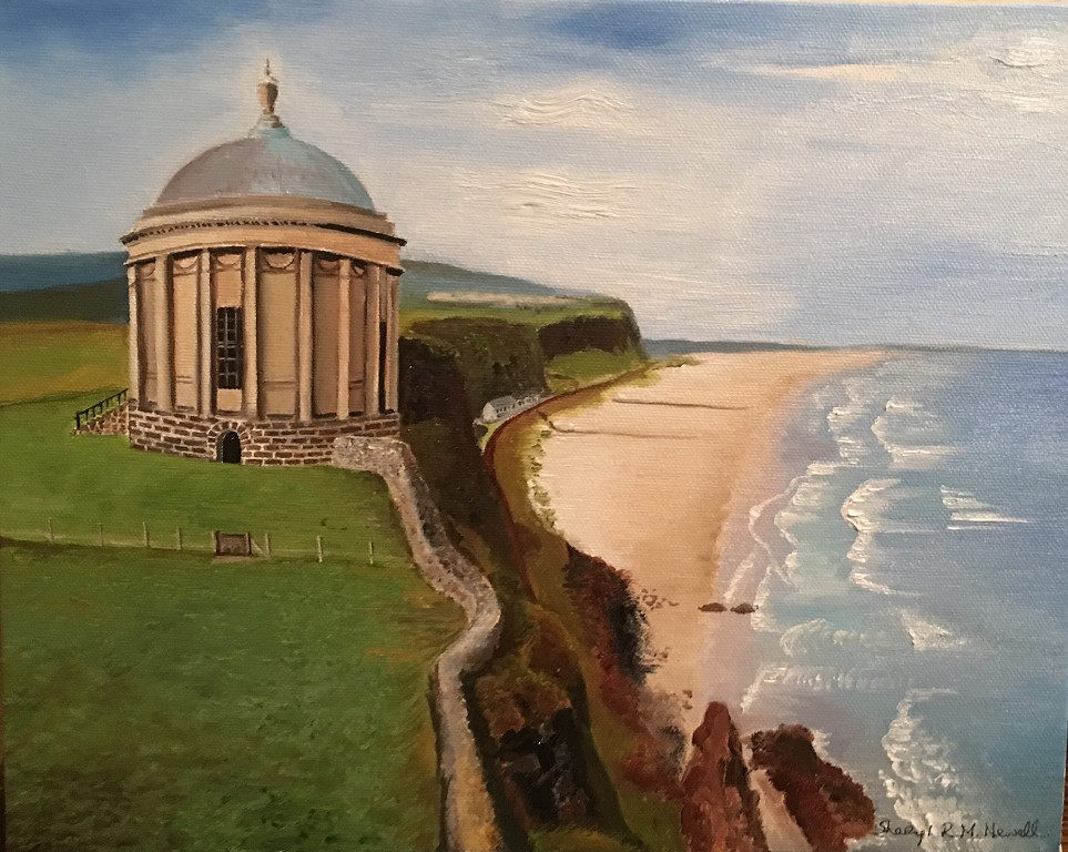 The Mussenden Temple